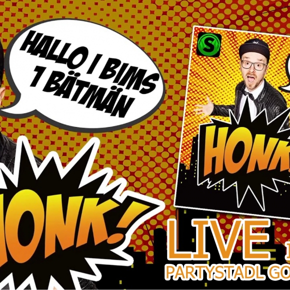 HONK! live at Partystadl Goldstrand 2020
